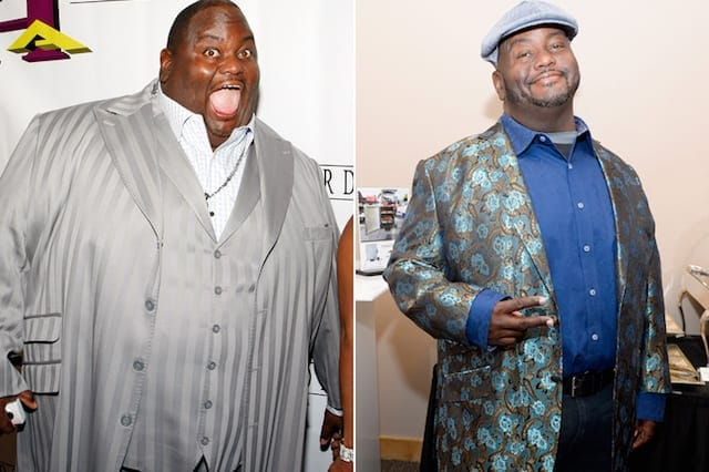 Unreal Celebrities Weight Loss Transformations