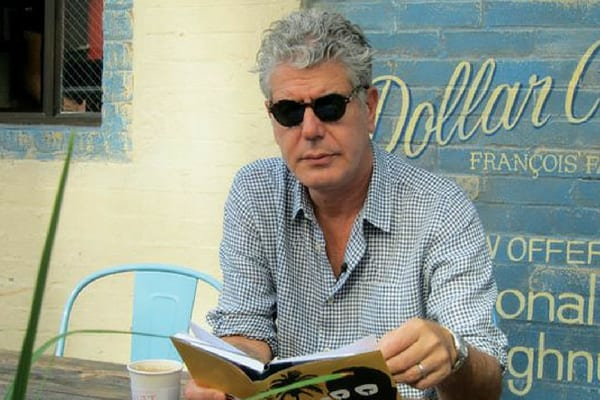 Anthony Bourdain wrote 13 books over the course of his career, both fiction and non-fiction
